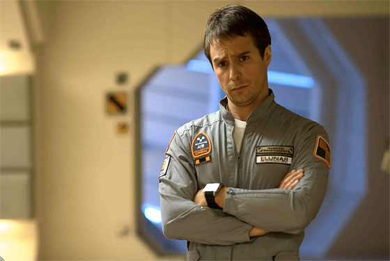 There's only one Sam Rockwell